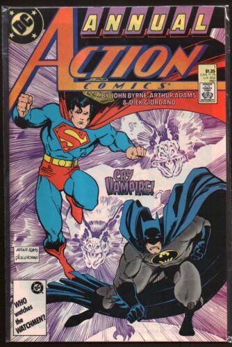 Action Comics VF//NM 9.0 Back Issues #490-611 1987-1988 DC Comics Superman