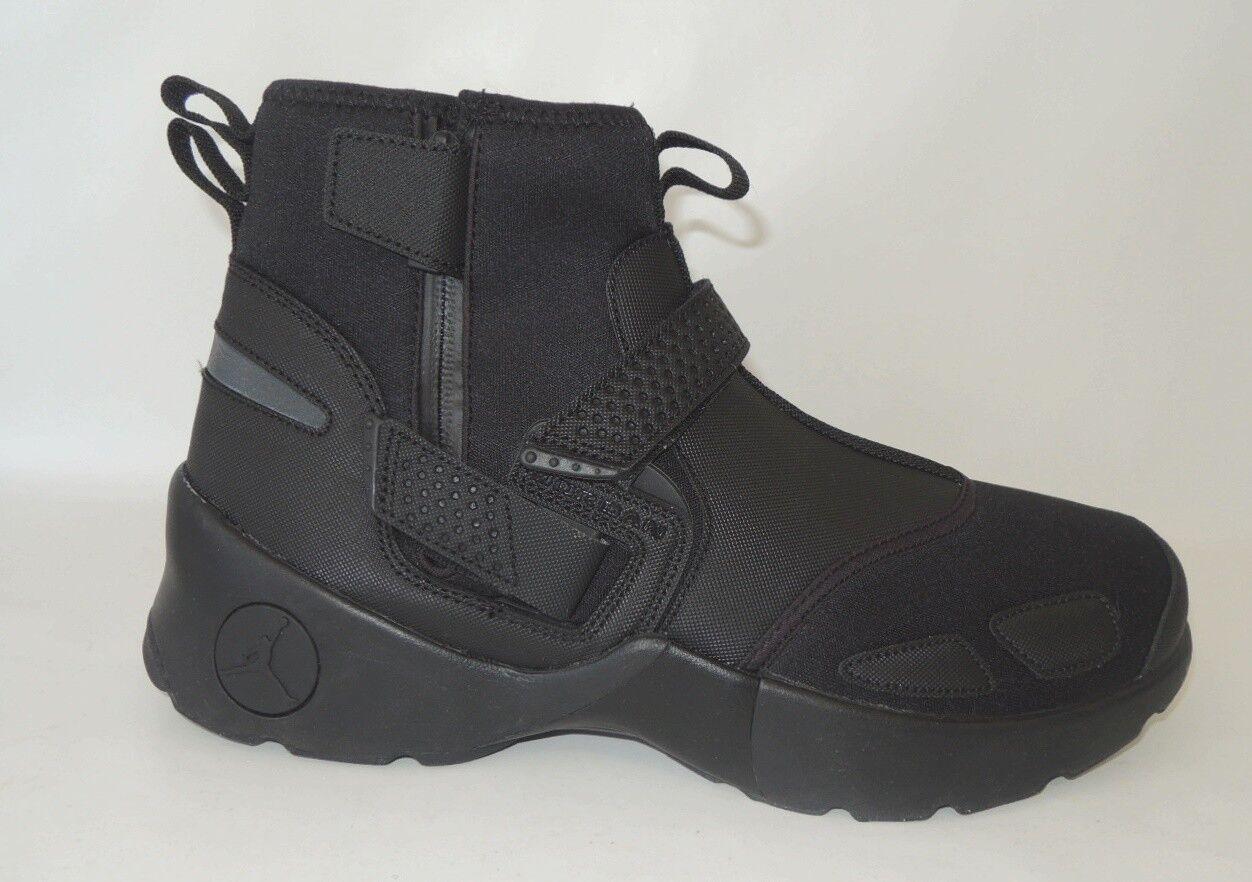 NEU Nike Jordan Trunner LX High 44 Herren Boots Schuhe Stiefel AA1347-010 BLACK