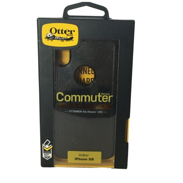 Otterbox - Commuter Case for Apple iPhone XR - Black