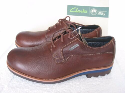 7 G Goretex 7 Fit Strong 6 talla Padley zapatos Lace Sole Clarks 5 5 Nuevos y xq846I