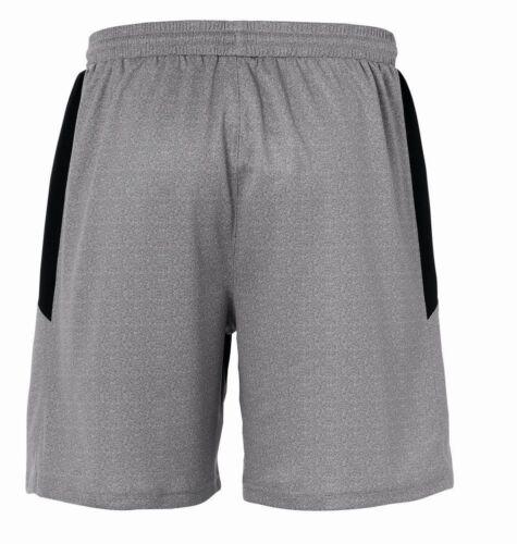 Uhlsport Goal Fussball Hose Herren Short grau schwarz Polyester