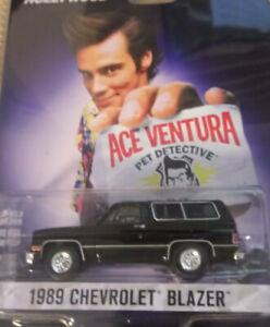 Greenlight Ace Ventura 1989 Chevrolet Blazer 1/64