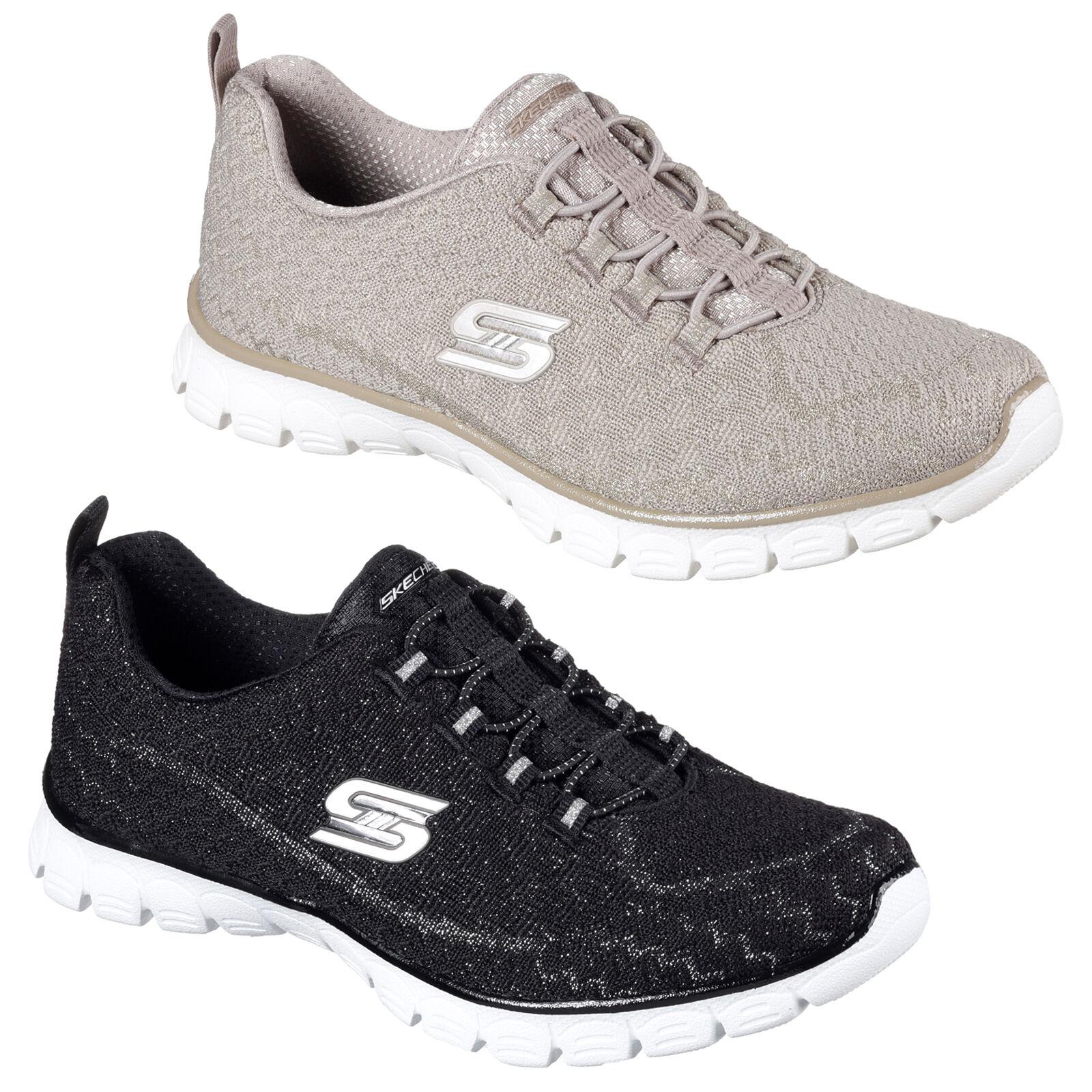 Skechers Stern Trainers EZ Flex 3.0 Sport elastisch Memory Foam Foam Foam Damen Schuhe 2505c8