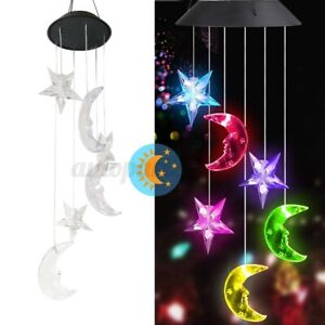 Solar-Light-Wind-Chime-Color-Changing-Garden-Yard-Hanging-Lamp-Outdoor-Deco
