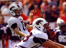 Justin Manton SIGNED ULM 8X10 PHOTO AUTO w/ COA 2015 NFL Draft Louisiana Monroe