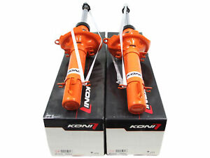 CLOSEOUT-KONI-STR-T-ORANGE-FRONT-STRUTS-FOR-VW-JETTA-GOLF-IV-BEETLE