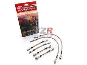 goodridge stahlflex bremsleitung vw golf 3 gti 8v 16v. Black Bedroom Furniture Sets. Home Design Ideas