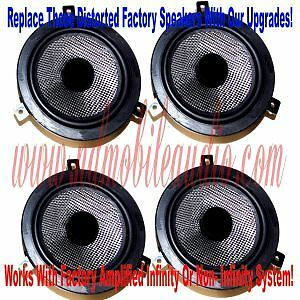 Image Is Loading Dodge Durango W Infinity Door Speaker Replacement 2000