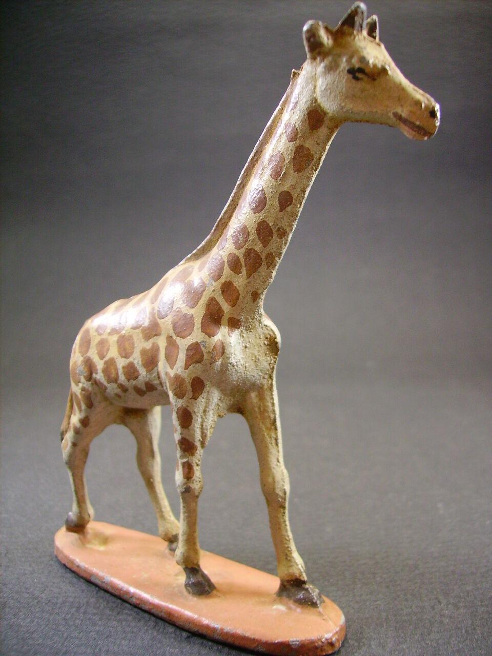 Quiralu Jirafa Circo o África ,( Arco Noé ) Antique Toys