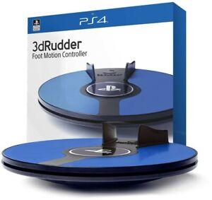 3DRudder Foot Motion Controller - PLAYSTATION 4 PS4 PSVR - NEUF