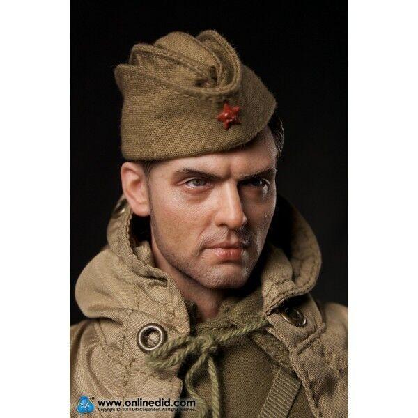 Vasily Grigorevich Zaytsev Batalha Stalingrado fez 1/6  did 3r