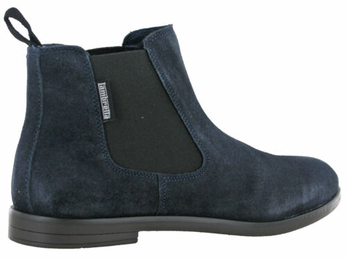 Lambretta Chelsea Twin Gusset Desert Ankle Boots Suede /& Smooth Leather UK 7-11