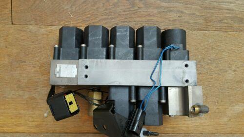 Range rover p38 bloc de