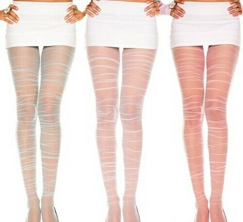 Music Legs 770 Ultra Sheer Tights One Size #26D164 Baby Pink