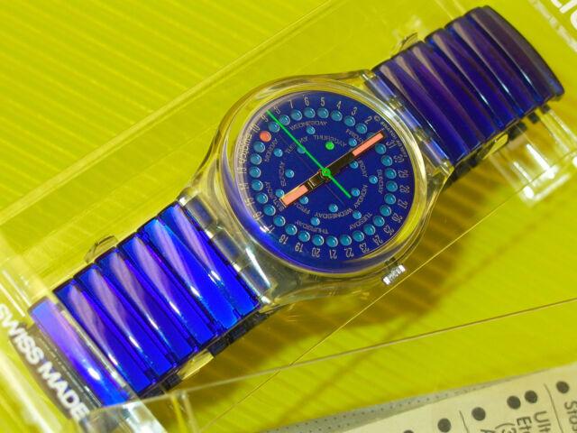 Swatch DROP in NEU & OVP + neuer Batterie GK708/709