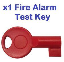 C-Tec allarme incendio PANNELLO RICAMBIO ricambio TEST chiave per la PCP Unbranded s-key tc376