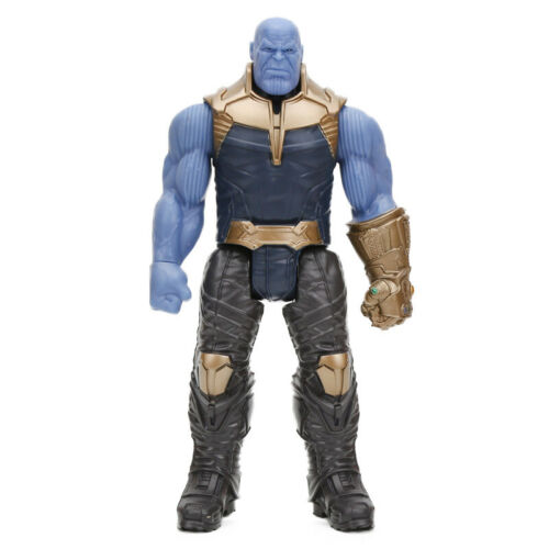 Marvel Toys The Avenger Endgame 30CM Super Hero Thor Captain Thanos Wolverine