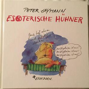 Peter-Gaymann-Signiert-Zeichnung-Original-Unterschrift-Signatur-Autogramm-Buch