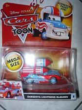 CARS TOON DISNEY DAREDEVIL LIGHTNING MCQUEEN FLASH