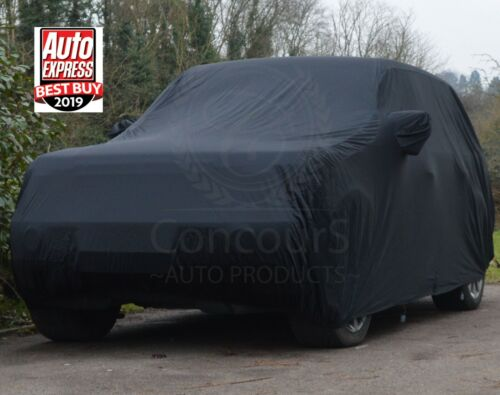 Range Rover Classic /& LSE 4x4 Fleece Lined Indoor Breathable Car Cover 1970-1995