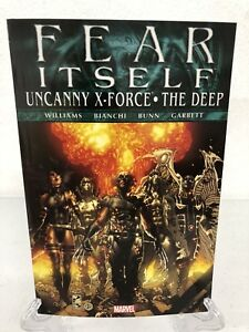 Fear-Itself-Uncanny-X-Force-The-Deep-Marvel-Comics-TPB-Trade-Paperback-NEW