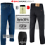 miniature 29 - Motorbike Motorcycle Jeans Trousers Lined With Aramid CE Protective Biker Armour