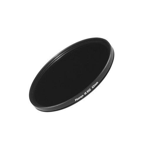 62mm filtro ir filtros infrarrojos pixonyx filtros infrarrojos 950nm 62mm