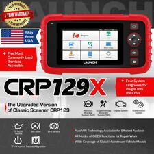 LAUNCH CRP129 129X 129E OBD2 Scanner Car Diagnostic Service Tool SAS Oil Reset