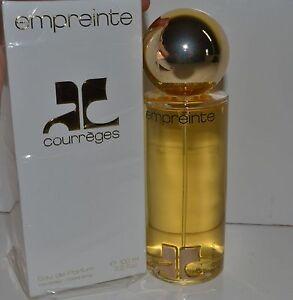 courreges empreinte eau de parfum 3 3 oz 100 ml ebay. Black Bedroom Furniture Sets. Home Design Ideas
