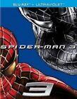 Spider Man 3 Includes Digital Copy UltraViolet 2012 Region a Blu Ray