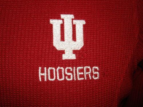 1 Sz Indiana Stryke Colosseum Hoosiers Knit da Red 2 Felpa donna S Zip UTqwA