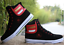 New Wholesale 2021 Fashion Men/'s High Top Sneakers Casual Lace Up Shoes Hot