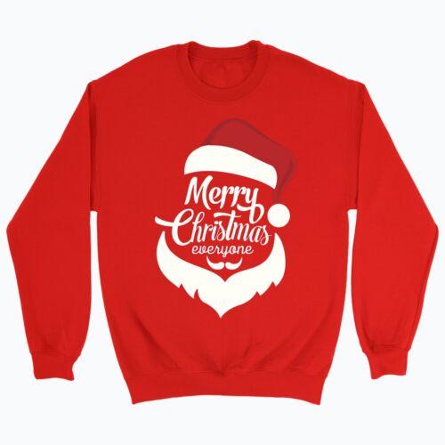 Christmas Novelty Jumpers Funny Rude Santa Reindeer Elf Beer Xmas Top Sweater