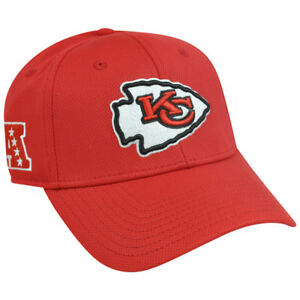 various colors 697bb 3e7cb Image is loading NFL-Kansas-City-Chiefs-Fortinbras-Stretch-One-Size-