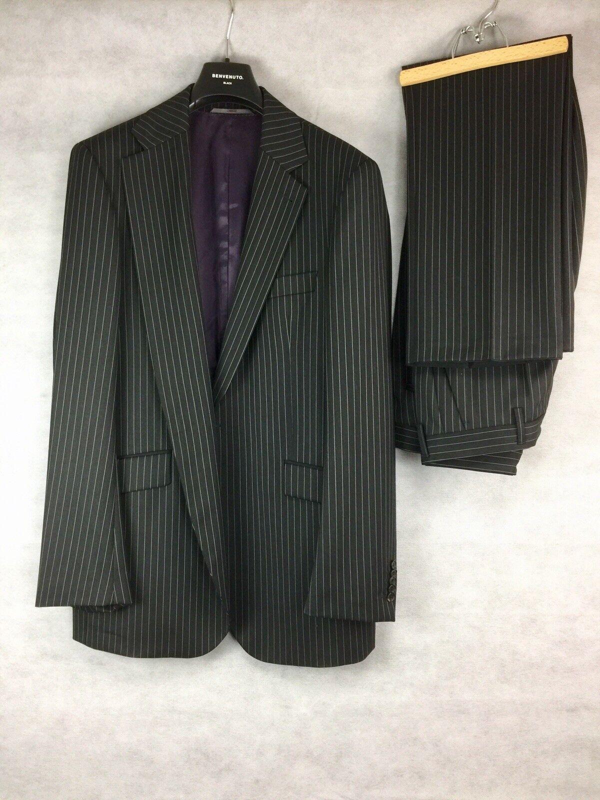 Edler Marken CINQUE Anzug MAYFIELD (2-Teilig) Blazer = Gr. 54 & Hose = Gr. 50