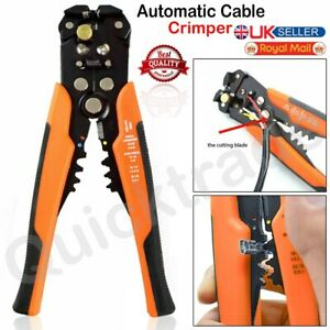 AUTOMATIC-CABLE-WIRE-CRIMPER-CRIMPING-TOOL-SELF-ADJUSTABLE-STRIPPER-PLIER-CUTTER