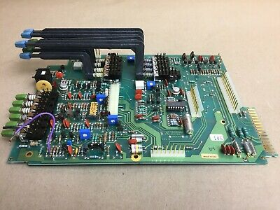 Objective Board Hp 1740a Oscilloscope Main Trigger Lock Card Board Assembly 01740-66525 Good For Antipyretic And Throat Soother Collectibles Breweriana, Beer
