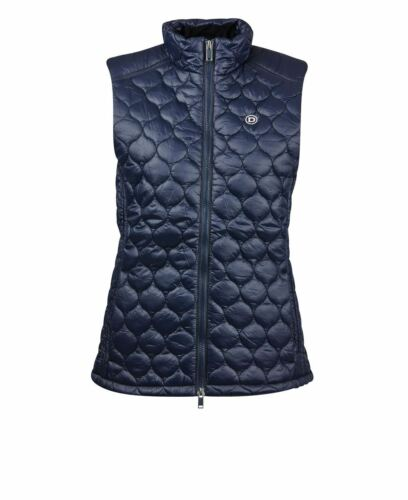 Dublin Sapia Women/'s Vest with Two Way Zipper and Popper Close Side Pockets