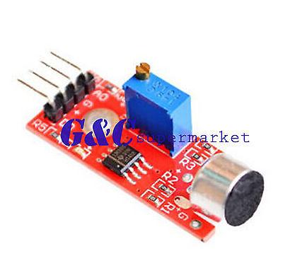 3PCS Microphone Sensor AVR PIC High Sensitivity Sound Detection Module M149
