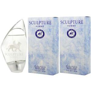 Nikos-Sculpture-Homme-2-x-100-ml-Eau-de-Toilette-EDT-Set