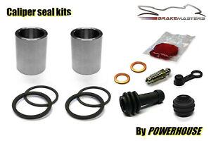 KAWASAKI 1989-1993 KX250 Rear Brake  Caliper Rebuild Repair  Kit
