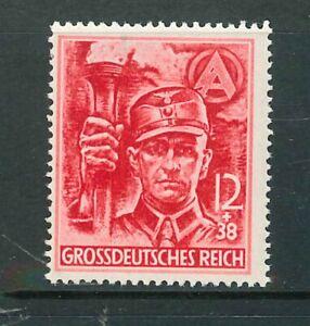 Deutsches-Reich-Michel-Nr-909-postfrisch-Mi-35