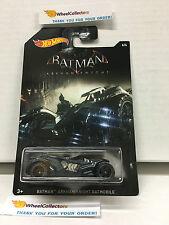 Hot Wheels Batman Series * #6 Batman Arkham Knight Batmobile * Walmart Only