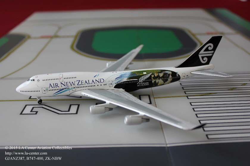 encuentra tu favorito aquí Gemini Jets Air New Zealand Boeing 747-400 Todo Todo Todo Negro Diecast Modelo 1 400  punto de venta barato