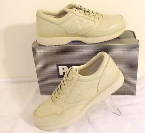 Propet M3704   Mens Lite Walking Shoe White  Size  15  XX EEEEE