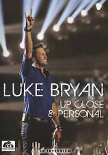 Luke Bryan: Up Close and Personal New DVD