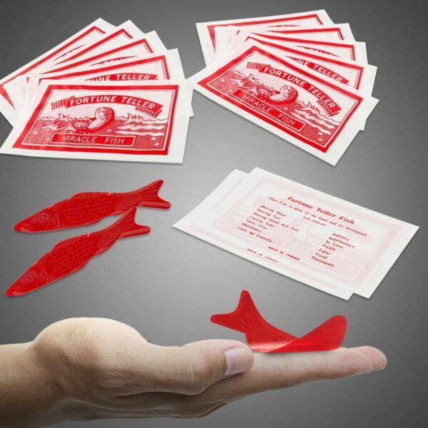144 Diseuse De Bonne Aventure Magique Miracle Poisson Fortune Telling Individuel à Vendre