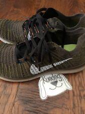 6aa94ed06c86 item 5 Nike Free RN Flyknit 831069-301 Sz 9 Cargo Khaki Black Blue Glow  Bright VNDS -Nike Free RN Flyknit 831069-301 Sz 9 Cargo Khaki Black Blue  Glow Bright ...