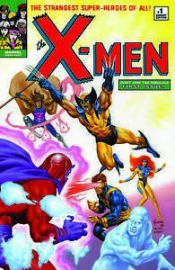Uncanny-X-MEN-Variant-issue-1-Joe-Jusko-Only-600-Copies