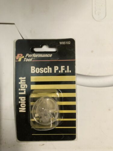 PERFORMANCE TOOL Bosch PFI Noid Light W85102